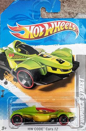 Hot Wheels Code Cars - Formula Street