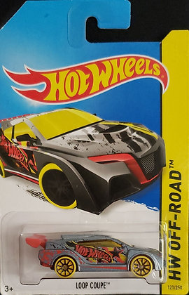 *T-Hunt* Hot Wheels Off-Road - Loop Coupe