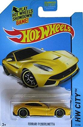 Hot Wheels City - Ferrari F12Berlinetta