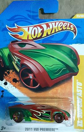 Hot Wheels Premiere - El Superfasto