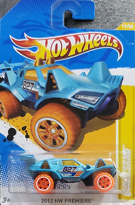 Hot Wheels Premiere - Quicksand