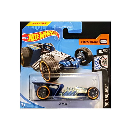 Hot Wheels Rod Squad - Z-Rod