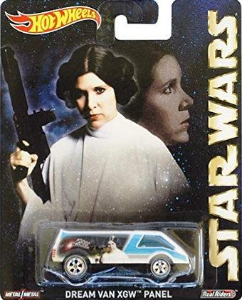 Hot Wheels Pop Culture - Star Wars Dream Van XGW Panel