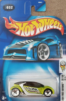 Hot Wheels First Editions - Hi I.Q.