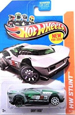 Hot Wheels Stunt - Drift Rod