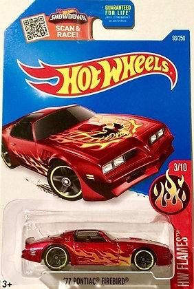 Hot Wheels Flames - '77 Pontiac Firebird