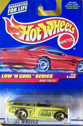 Hot Wheels Low 'n Cool - Mini Truck