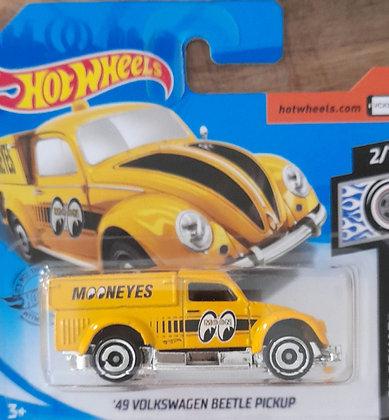 Hot Wheels Rod Squad - '49 Volkswagen Beetle Pickup (Mooneyes)
