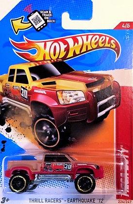 Hot Wheels Thrill Racers - Mega-Duty