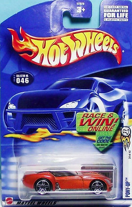 Hot Wheels First Editions - Pony-Up