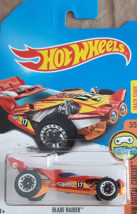 *T-HUNT* Hot Wheels Digital Circuit - Blade Raider
