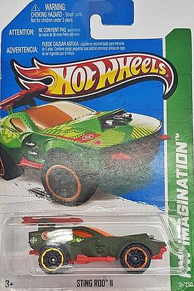 *T-Hunt* Hot Wheels Imagination - Sting Rod II