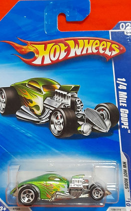 Hot Wheels Hot Rods - 1/4 Mile Coupe