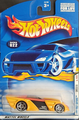 Hot Wheels First Editions - Shredster