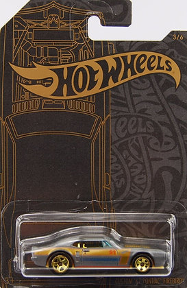 Hot Wheels Satin & Chrome - Custom '67 Pontiac Firebird