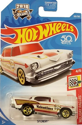 Hot Wheels Holiday Racers - '57 Chevy