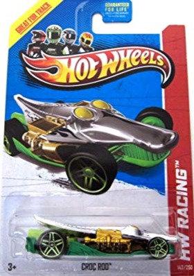 Hot Wheels Racing - Croc Rod