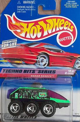 Hot Wheels Techno Bits - Radar Ranger