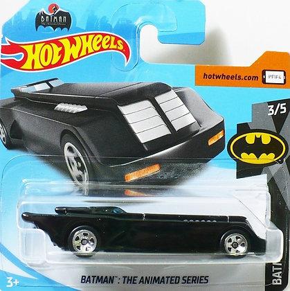 Hot Wheels Batman - Batman: The Animated Series (preto)