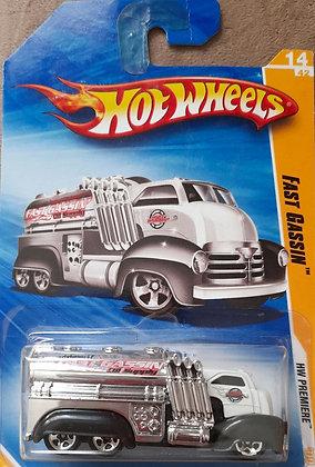 Hot Wheels Premiere - Fast Gassin