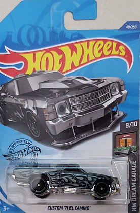 Hot Wheels Dream Garage - Custom '71 El Camino
