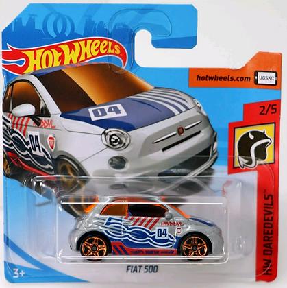 Hot Wheels Daredevils - Fiat 500