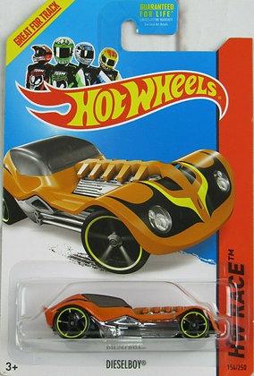 Hot Wheels Race - Dieselboy
