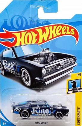 *Super T-Hunt* Hot Wheels Checkmate - King Kuda