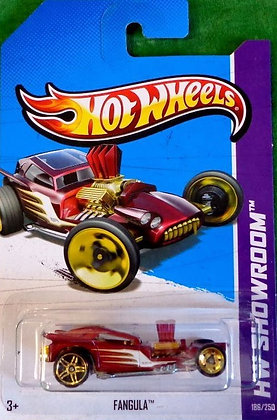 Hot Wheels Showroom - Fangula