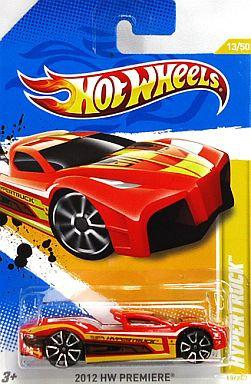 Hot Wheels Premiere - Hypertruck