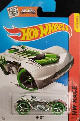 Hot Wheels Race - RD-03
