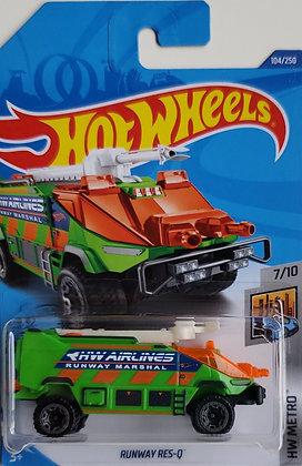 Hot Wheels Metro - Runway Res-q