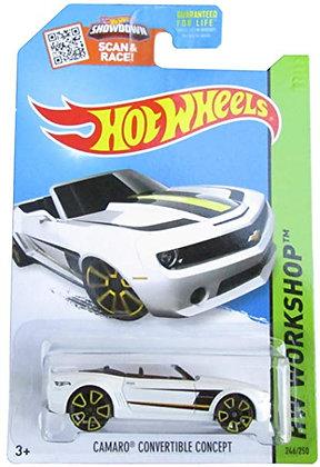Hot Wheels Workshop - Camaro Convertible Concept