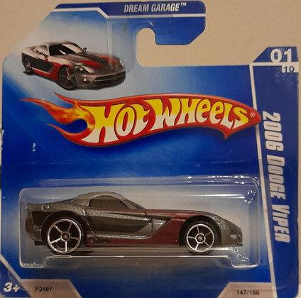 Hot Wheels Dream Garage - 2006 Dodge Viper