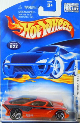 Hot Wheels First Editions - Nomadder What