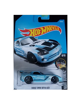 Hot Wheels Nightburnerz - Dodge Viper SRT10 ACR