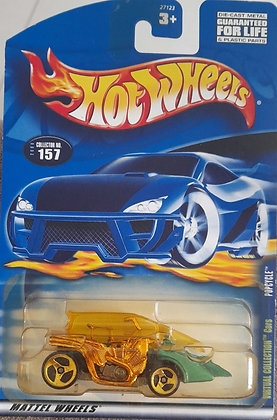 *Embalagem Danificada* Hot Wheels Virtual Collection - Popcycle