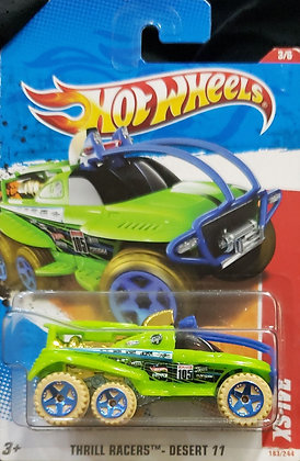 Hot Wheels Thrill Racers - XS-IVE