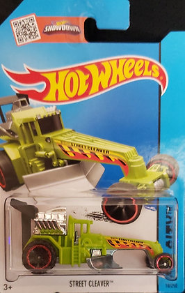 Hot Wheels City - Street Cleaver
