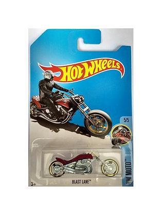 *T-Hunt* Hot Wheels Moto - Blast Lane
