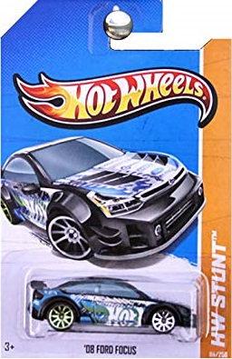Hot Wheels Stunt - '08 Ford Focus