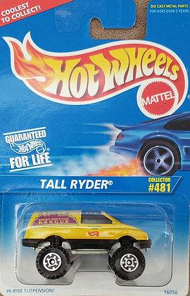 Hot Wheels Model Series - Tall Ryder