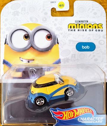 Hot Wheels Character Cars - Minions Bob