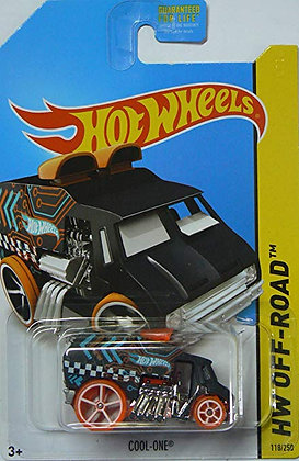 Hot Wheels Off-Road - Cool-One