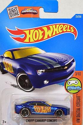 Hot Wheels Digital Circuit - Chevy Camaro Concept