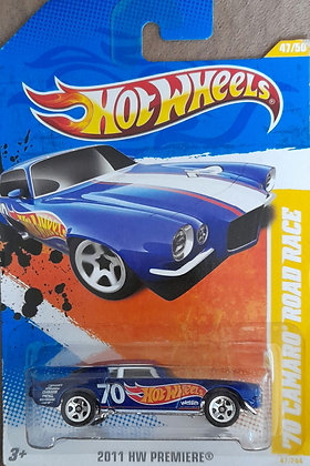 Hot Wheels Premiere - '70 Camaro Road Race