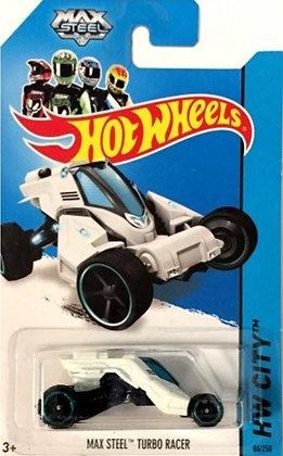 Hot Wheels City - Max Steel Turbo Racer