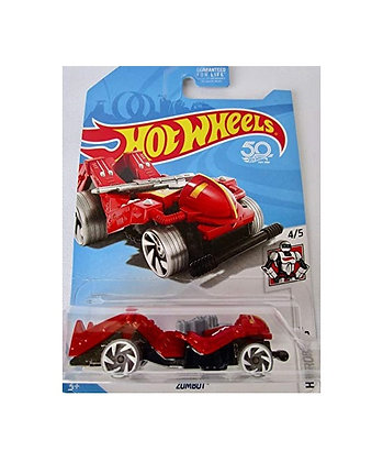 *T-Hunt* Hot Wheels Robots - Zombot