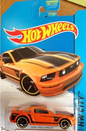 Hot Wheels City - Ford Mustang GT