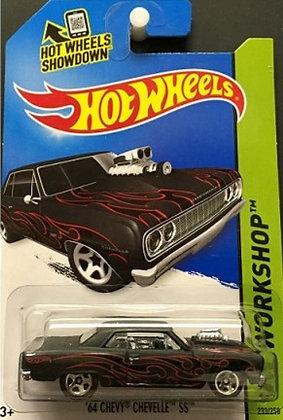 Hot Wheels Workshop - '64 Chevy Chevelle SS